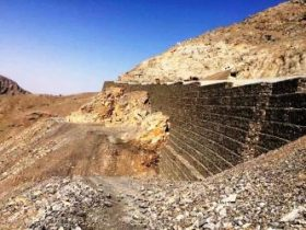 Best Geosynthetics Project - GeoME 2015 - Maccaferri Middle East