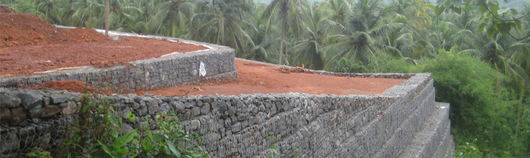 Mass-Gravity-Retaining-Walls