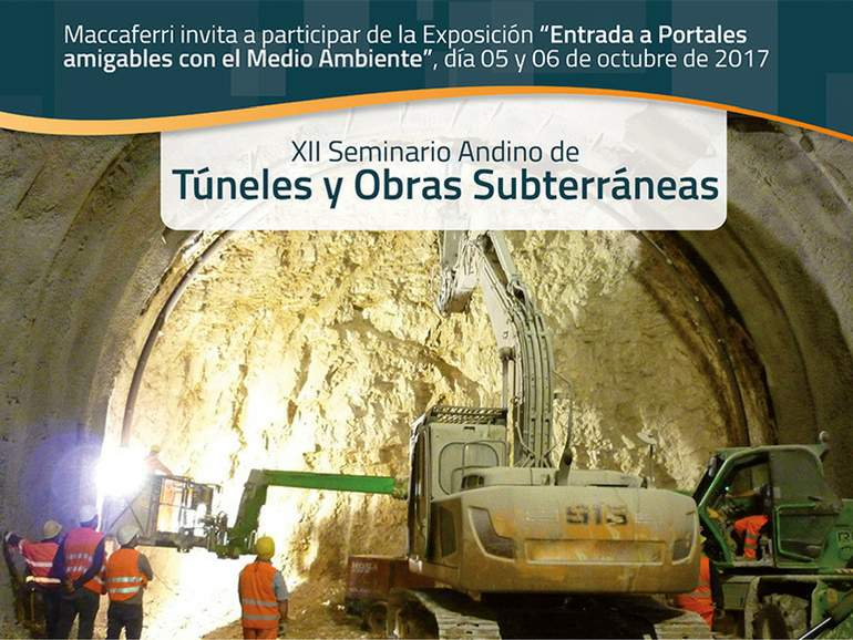 Our Tunnelling Andean Seminar