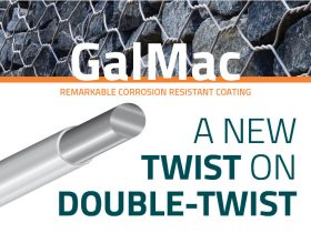 coating double twist galmac