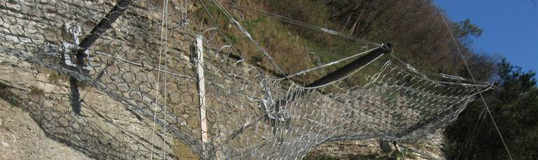 rockfall barriers maccaferri
