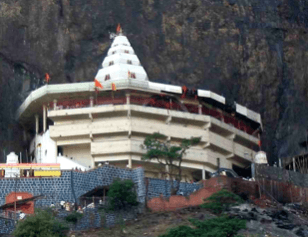 Maccaferri rockfall solutions secure renowned Hindu site