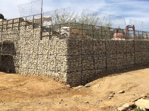 Terramesh System Installation Maccaferri Corporate