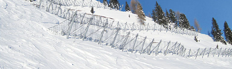 snow fences ITA