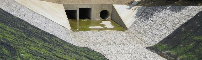 Weirs Culverts And Transverse Structures Maccaferri France