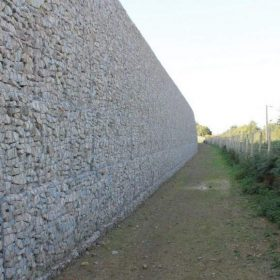 Reinforced Soil Walls and Slope Reinforcement | Maccaferri