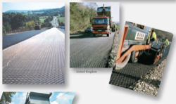 Application of Geosynthetics
