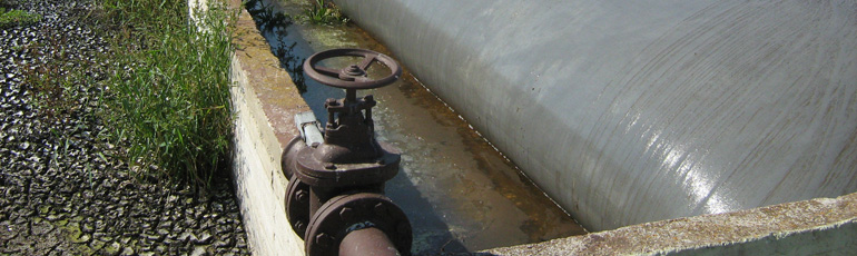 IT-DW-MacTube for dewatering slurries and sludges