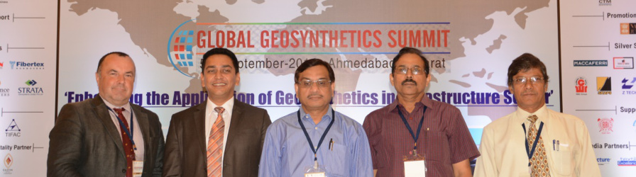 Maccaferri participates in Indian Geotechnical Conference, 2014, Kakkinada