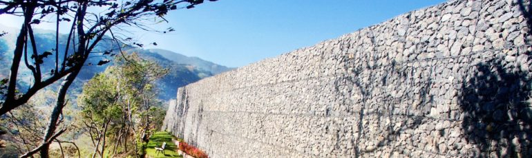 Stability analysis of gabion retaining walls Maccaferri India