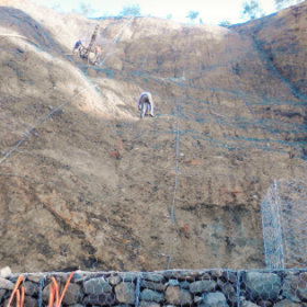 Slope protection - MX