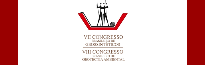 REGEO - VII Brazilian Congress on Geosynthetics