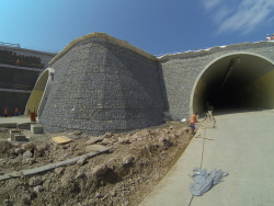 D1 Tunel Sibenik: mission accomplished - Maccaferri