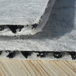 geocomposite for geosynthetics drainage systems
