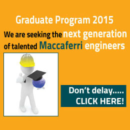 Talented graduates for our next generation - Maccaferri U.S.A.
