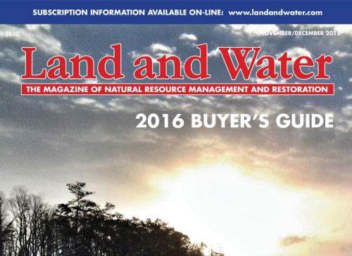Land and Water Cover