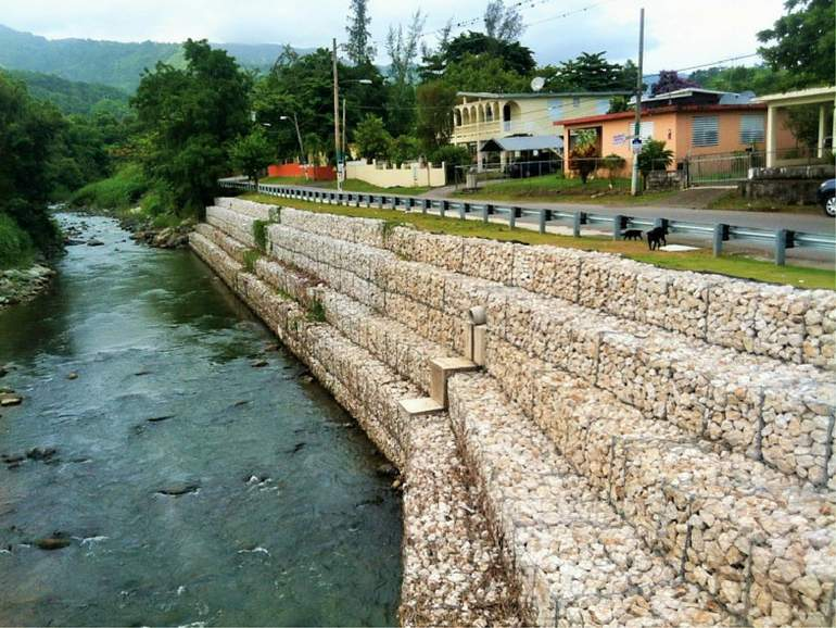 gabion carbon footprint