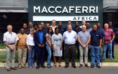 Lean Manufacturing at Maccaferri Africa - Maccaferri Africa