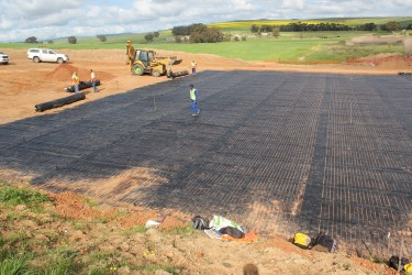 Maccaferri ParaLink 1200 installed near Malmesbury - Maccaferri Africa